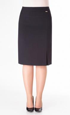 Skirt Elite Moda 3075 chernyj