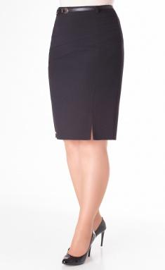 Skirt Elite Moda 3143 chernyj