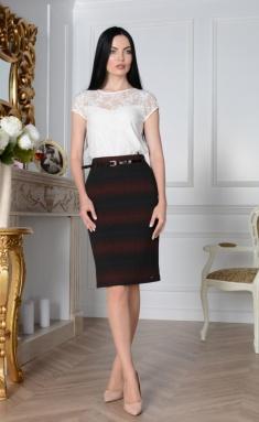 Skirt Elite Moda 3314 krasn