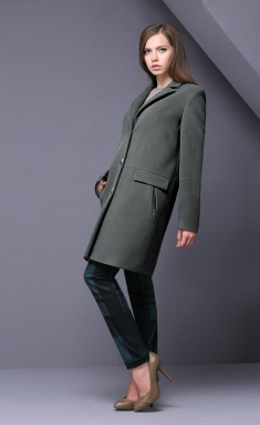 Coat Golden Valley 7048 sv.seryj