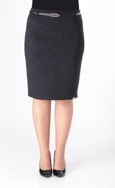 Skirt Elite Moda 3436 chern