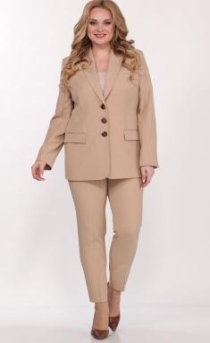 Suit Vilena-fashion 706 bezh