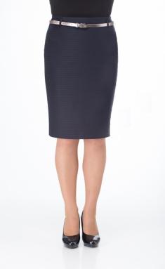 Skirt Elite Moda 3462 - sinij