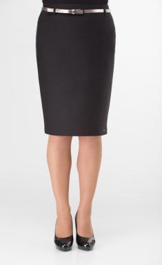 Skirt Elite Moda 3462 - chernyj