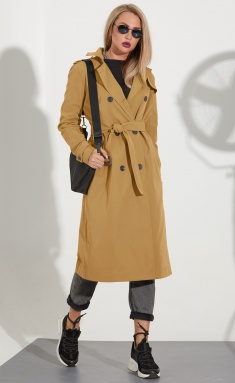 Coat Golden Valley 7105 pesochnyj
