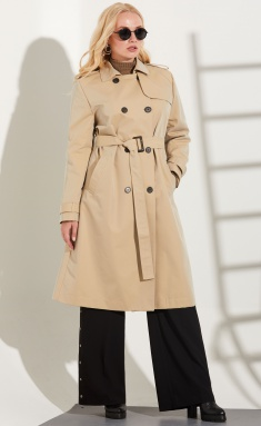 Coat Golden Valley 7105 bezh