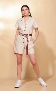 Overall Vilena-fashion 714 bezh