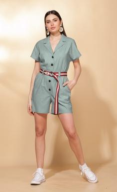 Overall Vilena-fashion 714 sero-gol