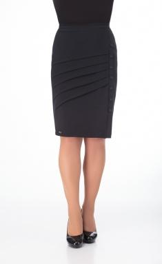 Skirt Elite Moda 3501 chernyj