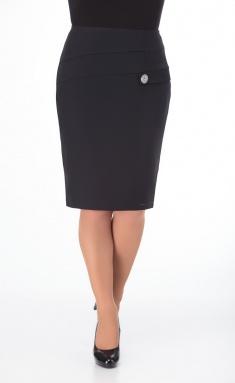 Skirt Elite Moda 3507 chernyj