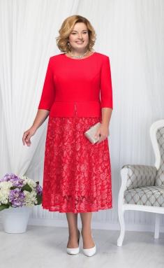 Dress Sale 7205 krasnyj