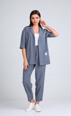 Suit Vilena-fashion 720 dzhins