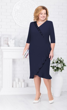 Dress Ninele 7211 sinij