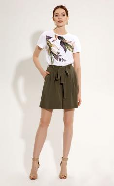 Shorts Panda 721660 xaki