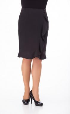 Skirt Elite Moda 3392 chernyj