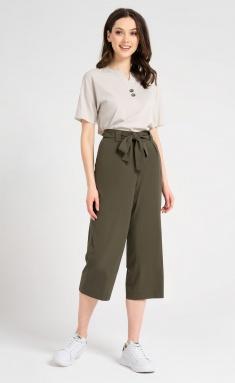 Trousers Panda 722060p xaki