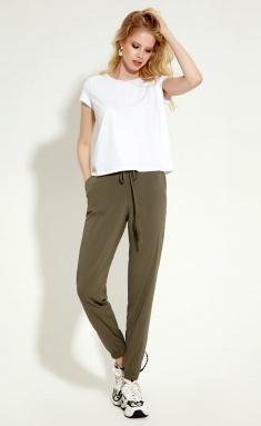 Trousers Panda 722360p xaki
