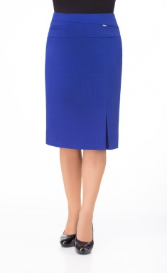 Skirt Elite Moda 3075 vasilek