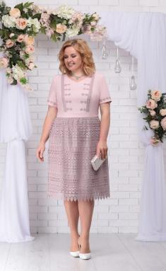 Dress Ninele 7238 pudr