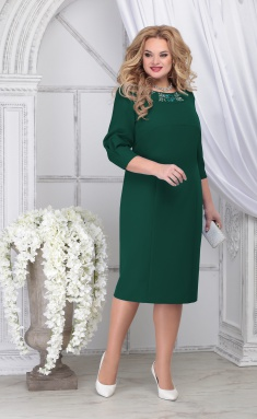 Dress Ninele 7309 izumr
