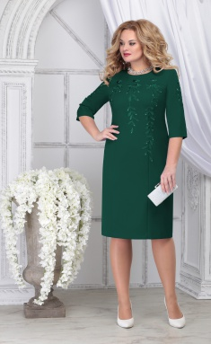 Dress Ninele 7310 izumr