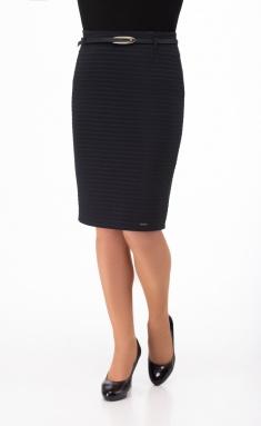 Skirt Elite Moda 3463 chernyj