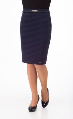 Skirt Elite Moda 3463 sinij