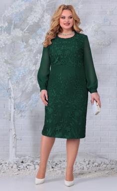 Dress Ninele 7331 izumr