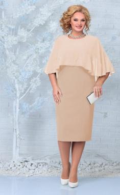 Dress Ninele 7337 bezh