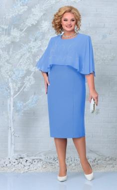 Dress Ninele 7337 nebesnyj