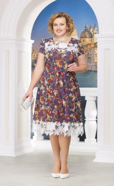 Dress Ninele 7354 krasnye cv