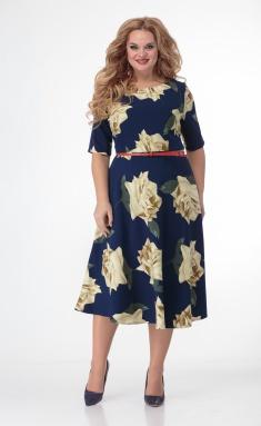 Dress BelElStyle 741