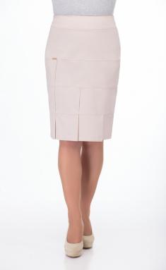 Skirt Elite Moda 3360 bezh