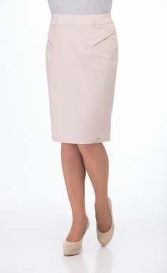 Skirt Elite Moda 3413 bezh