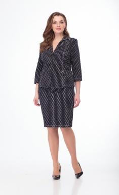 Suit Elite Moda 4029/3239 chernyj