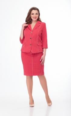 Suit Elite Moda 4029/3239 krasnyj
