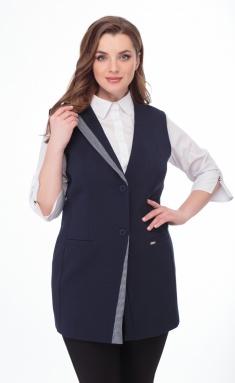 Waistcoat Elite Moda 4115 sin