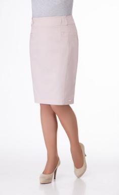 Skirt Elite Moda 3029 bezh
