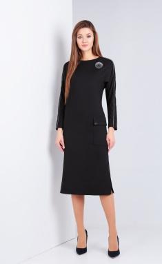 Dress Milora 752 chern