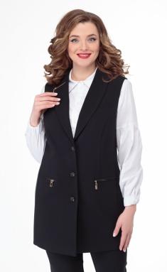 Waistcoat Elite Moda 4226 chern