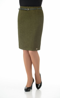 Skirt Elite Moda 2285 xaki