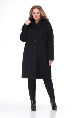 Coat BelElStyle 765 chernyj