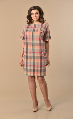 Dress Lady Style Classic Outlet 778 bezh