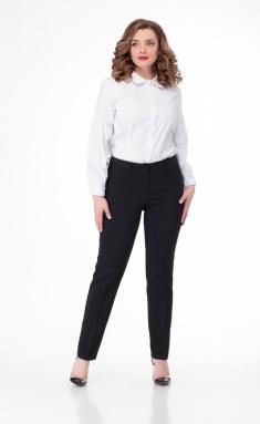 Trousers Elite Moda 2903 chern
