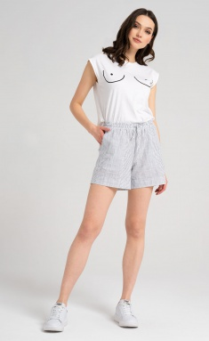 Shorts Panda 7860z bel