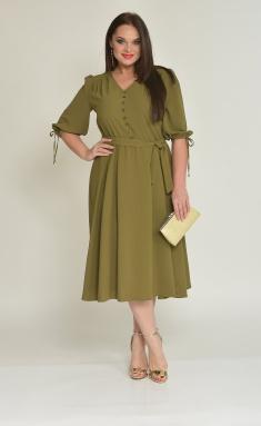 Dress TVIN 8033 oliva