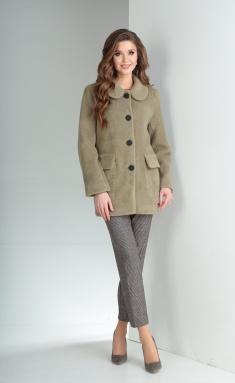 Coat TVIN 8049 oliv