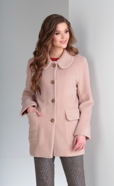 Coat TVIN 8049 pudr