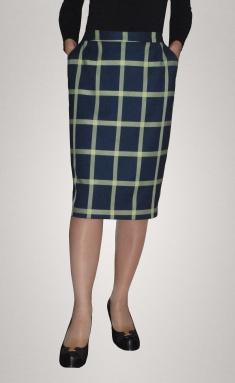 Skirt Viola Style 8102 kletka