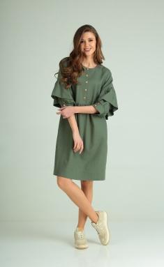 Dress TVIN 8111 xaki